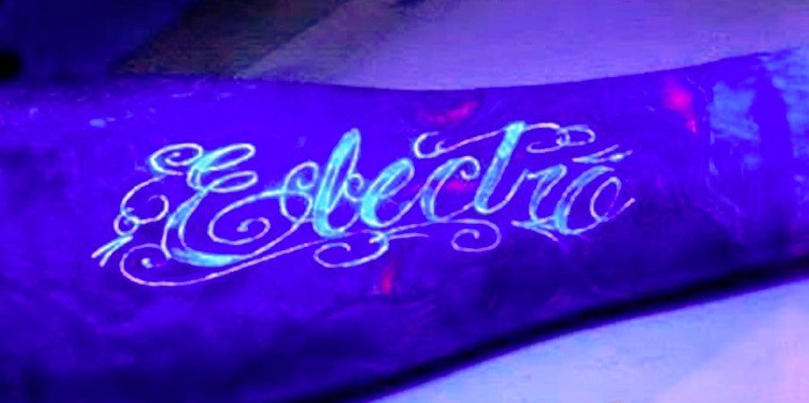 tatuajes fluorescentes precio